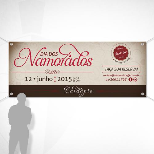 Banner Keromais - Dia dos Namorados